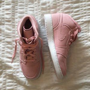NEW & RARE! Pink Nike Air Jordans